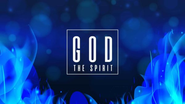 The Person of the Holy Spirit Image